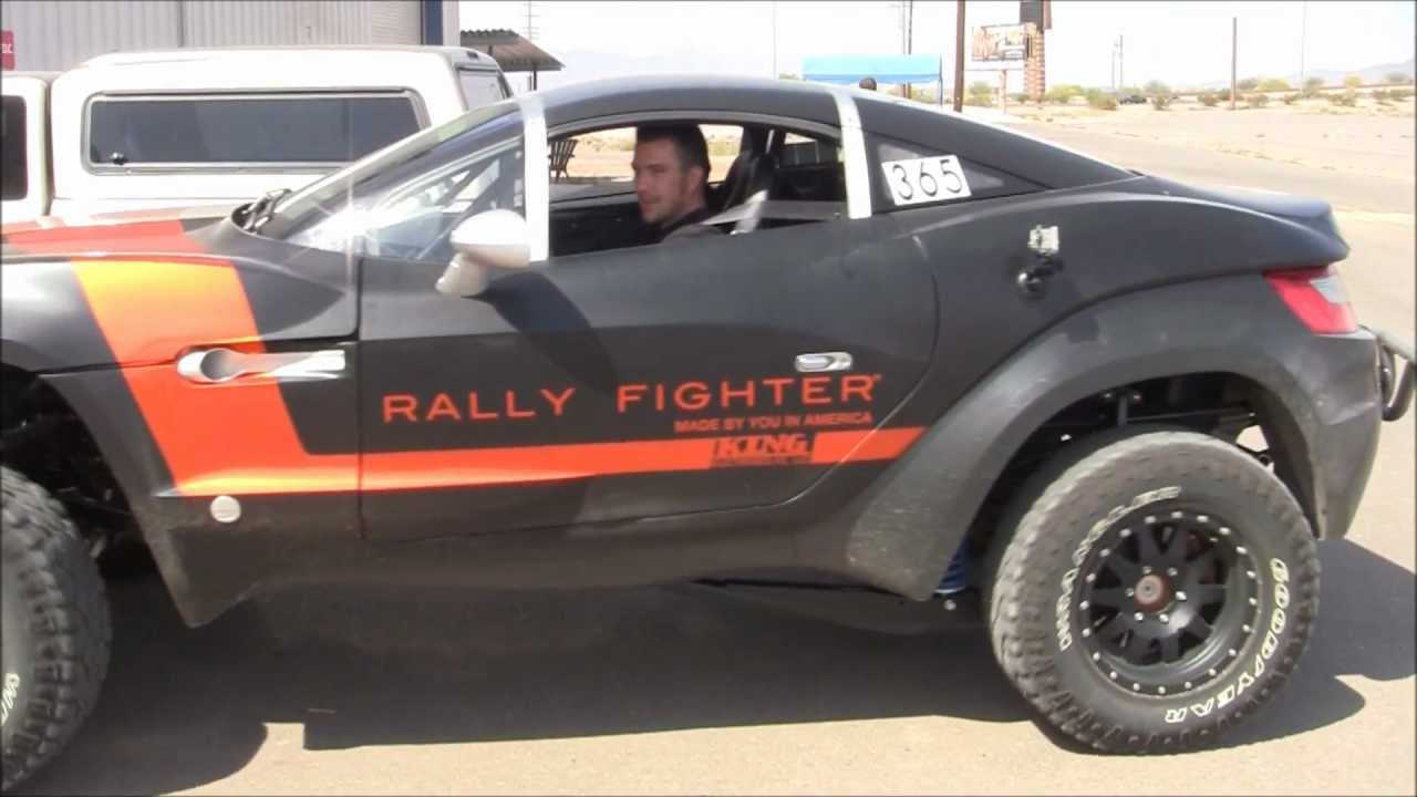 Local Motors Rally Fighter >> Rally Fighter