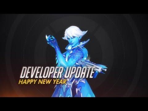 Developer Update | Happy New Year | Overwatch