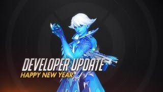 Developer Update | Happy New Year | Overwatch thumbnail