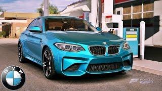 Forza Horizon 3 - BMW M2 Coupé test drive !!