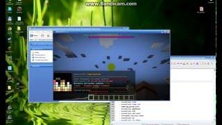 как создать сервер с мини играми на майнкрафт 1.7.2