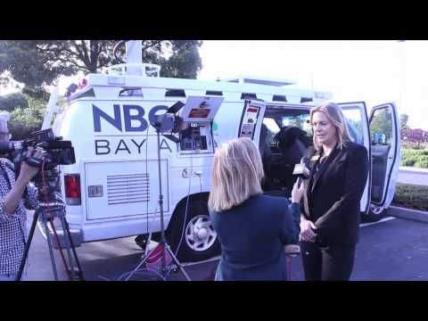 Highlights from interviews with NBC reporter Jean Elle and CBD reporter Kiet Do outside Facebook, the evening before the IPO