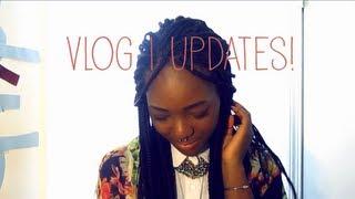VLOG | Updates! Thumbnail