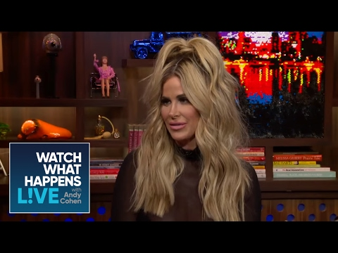 Kim Zolciak Discusses Lip Injections | Dont Be Tardy | WWHL