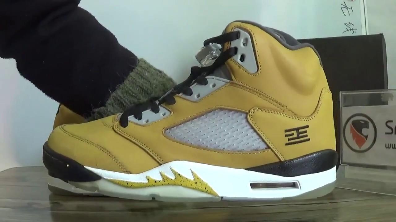 a7bddc002df2cd Authentic Air Jordan 5 Retro Tokyo review from sneakerog.ru - YouTube