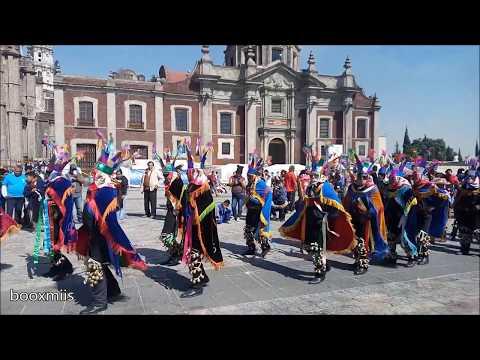 Peregrinaciones a La Villa de Guadalupe