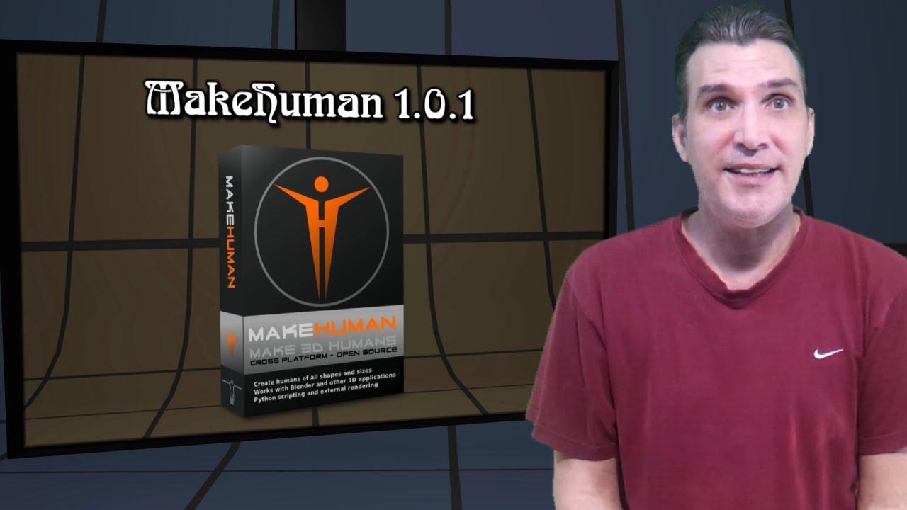 makehuman 0.9 gratuit