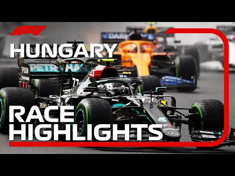 2020 Hungarian Grand Prix: Race Highlights