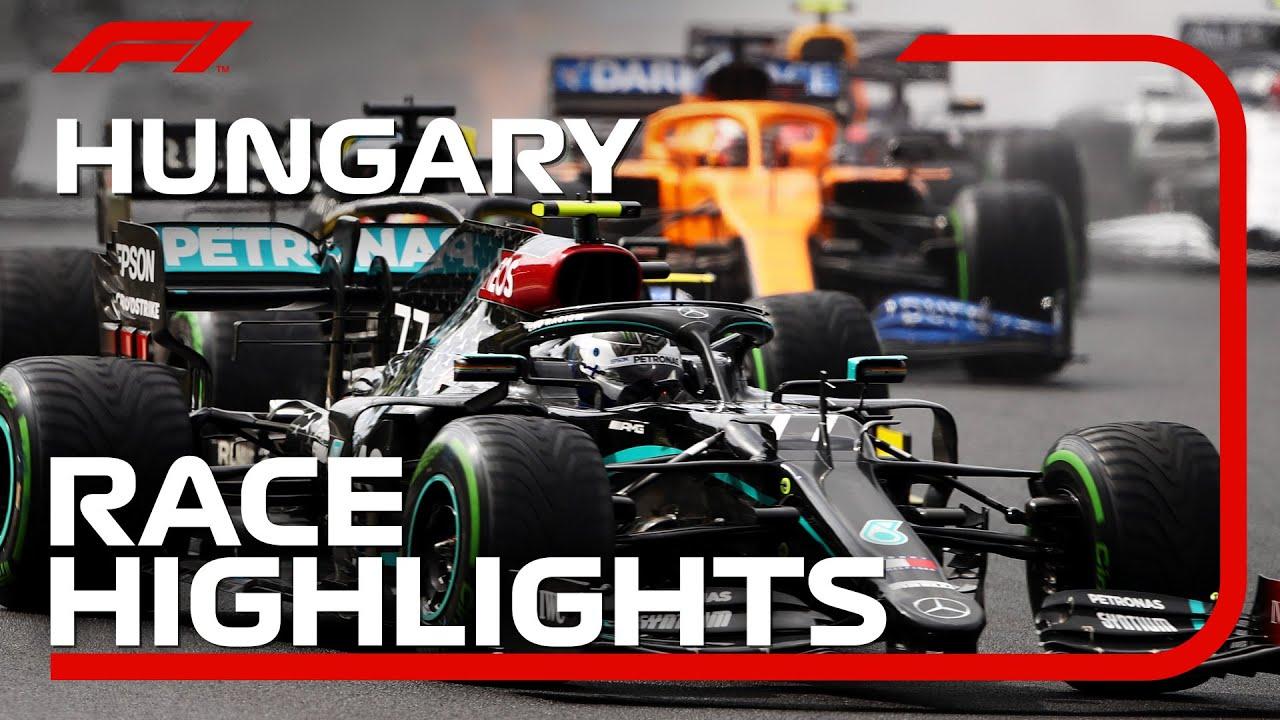 Download 2020 Hungarian Grand Prix: Race Highlights