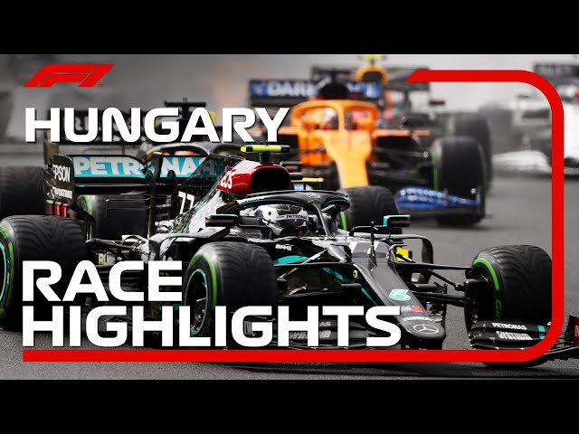 2020 Hungarian Grand Prix: Race Highlights - FORMULA 1