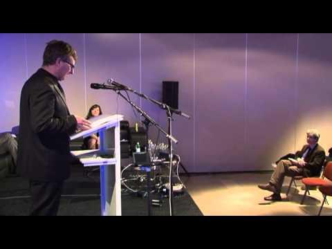 Mediadebat De Naakte Journalist - Jan Verheyen - Boekenbeurs 2012