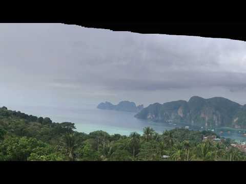 EPIC Phi Phi Island Sky Dive