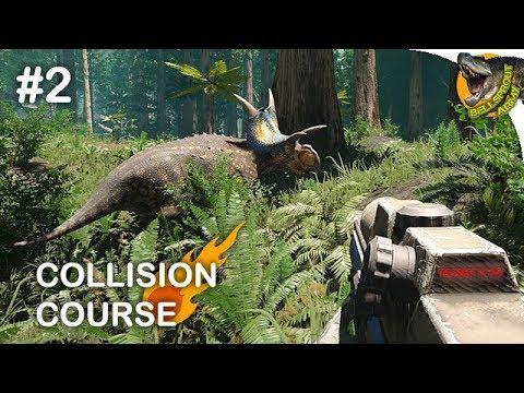 ESTE CERATÓPSIDO QUIERE SER MI AMIGO | Collision Course | #2 | Gameplay Español