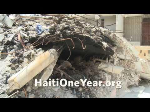 Haiti One Year - Progress After Jan. 2010 Earthquake