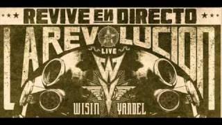 Wisin Y Yandel -- Gracias A Ti (La Revolucion Live)