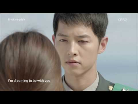 [FMV] LYn (린)  -「With You」[Eng + Rom LYRICS ] - Descendants Of The Sun OST Part.7