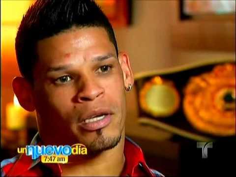 Boxeador declarado homosexual relationship