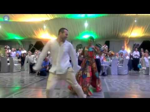 Илико Сухишвили и Ансамбль народного танца Грузии на свадьбе
