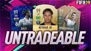 THE BEST UNTRADABLE TEAM IN FIFA! - FIFA 19 Ultimate Team