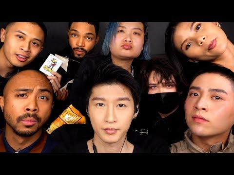 ASMR with Friends