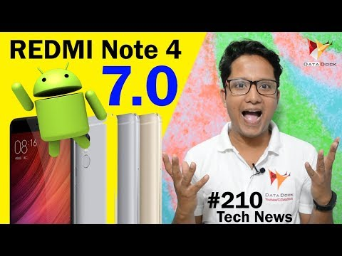 Tech News of The Day #210-Mi Note 4 Update,Micromax Selfie 2 ,Idea 2500 Phone,Vodafone Campus Offer