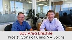 Pros & Cons of using VA Loans