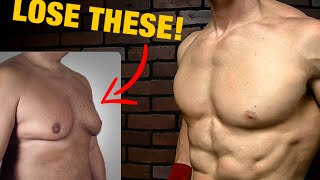 Burn Chest Fat at Home (BODYWEIGHT EXERCISE!)