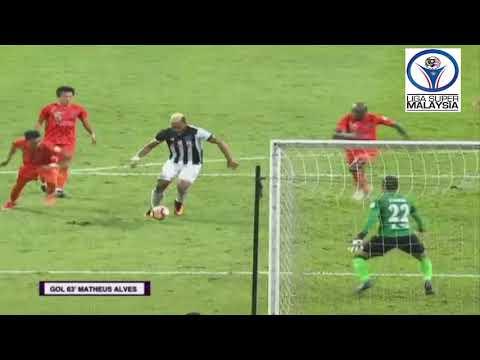 PKNS vs Pahang 1 - 3 | Liga Super 2017