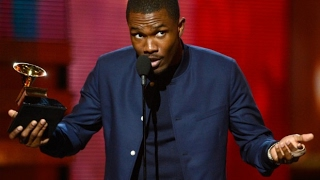 Frank Ocean Blasts the Grammys for being