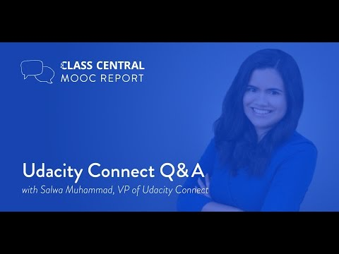 Udacity Connect and Connect Intensive Q&A with Salwa Muhammad, VP of Udacity Connect