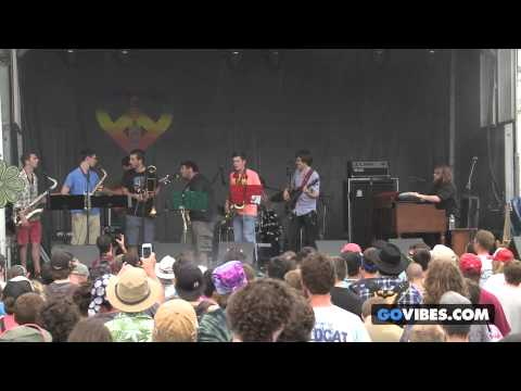 "McLovins perform ""Up On Cripple Creek"" at Gathering of the Vibes Music Festival 2013"