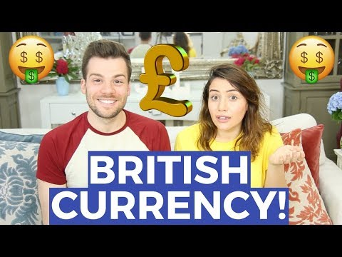 British Money EXPLAINED! 💰💷 💸