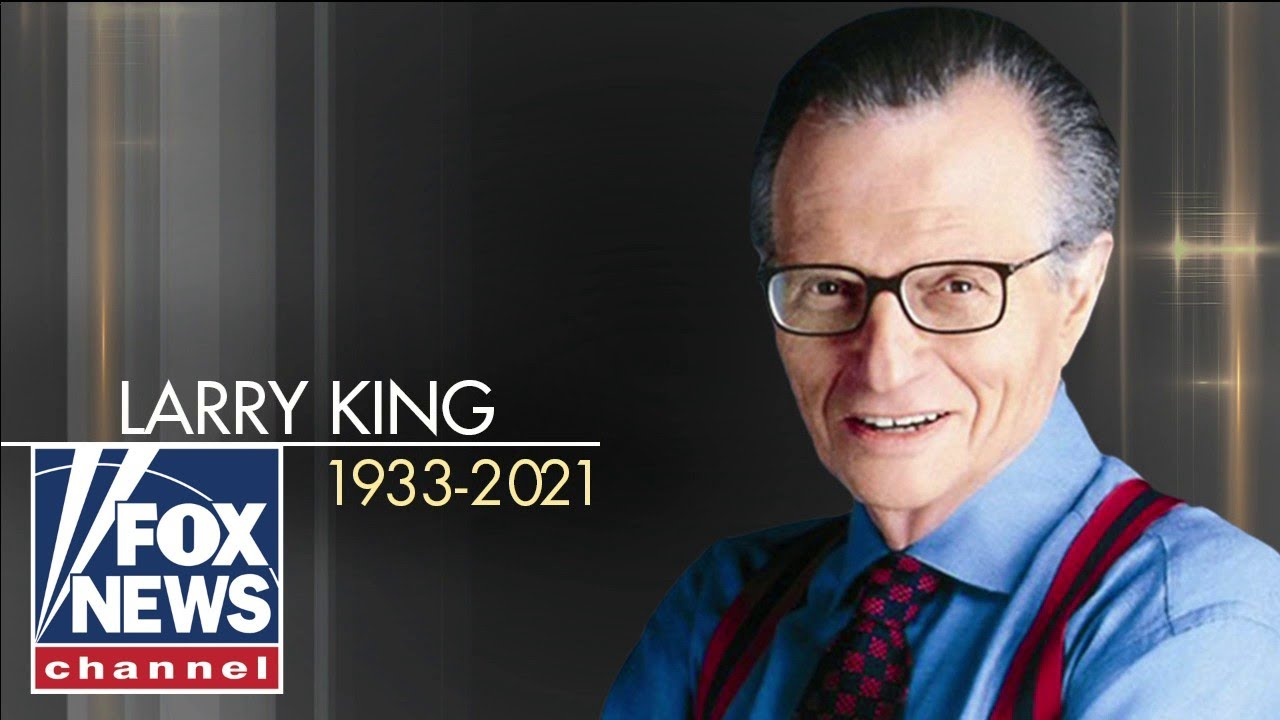 Larry King, iconic TV host, dies at 87