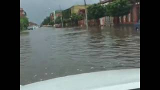 Владикавказ потоп- 2