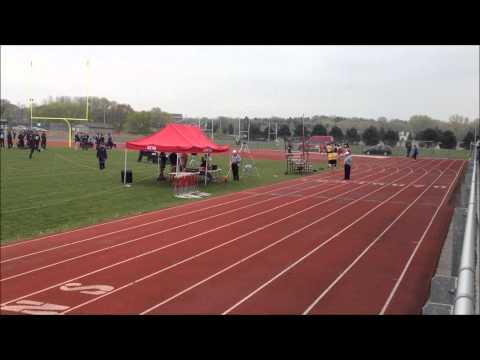 Josh Desorcy BEast Frosh/ Soph 800m Run