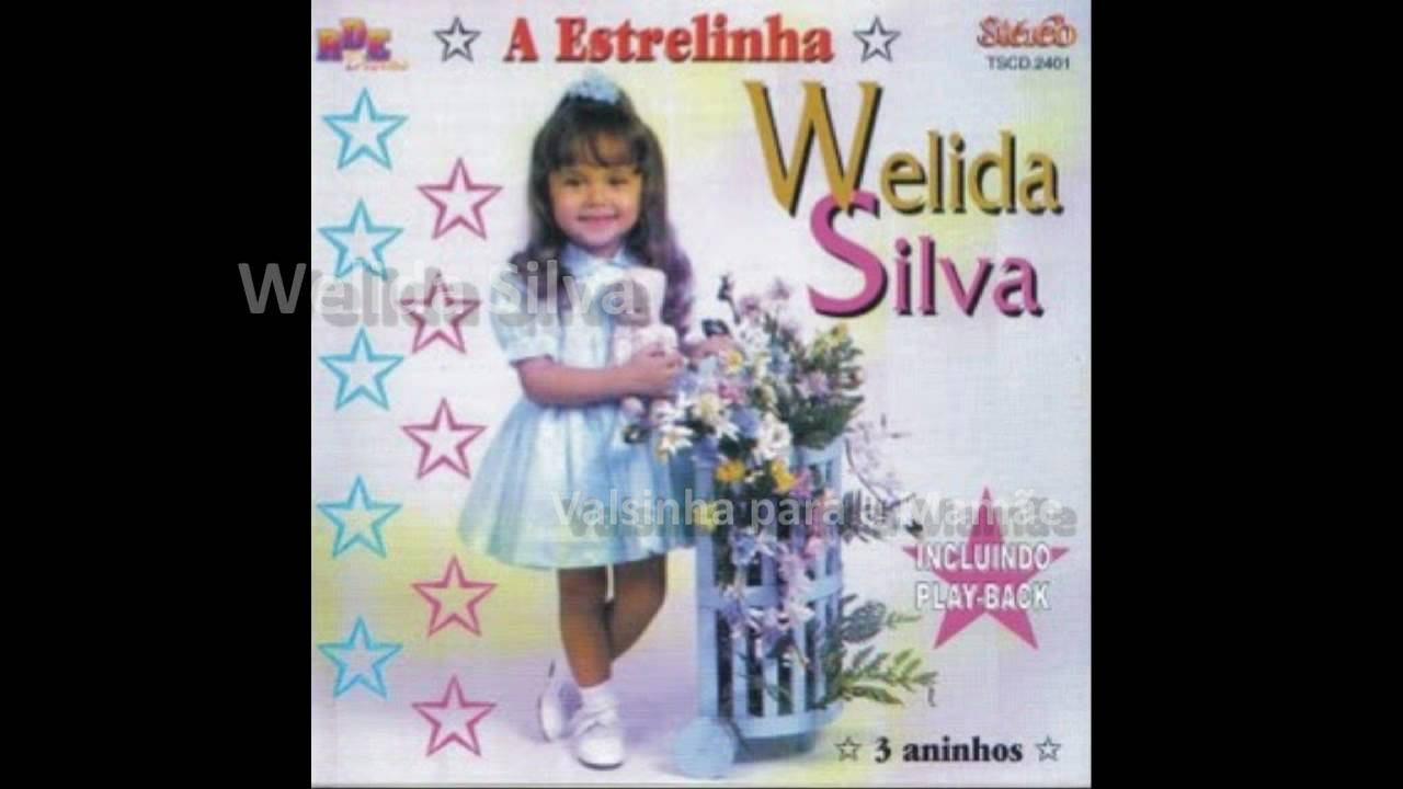 Welida Silva - Valsinha para a Mamae