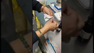 Pemeriksaan Mikologi (Jamur) pada Kulit Kepala atau Rambut.