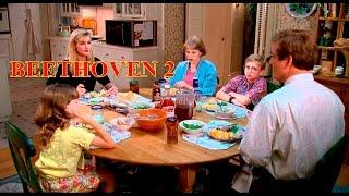 BEETHOVEN 2- Duas Dublagens (VHS/ DVD/ TV Paga E Televisão)