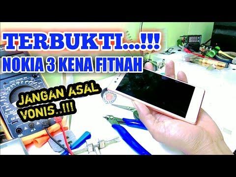 Servis HP Nokia 215 Mati Total No Power Tonton Video lainnya ya sob.... TEKNISI NDESO....