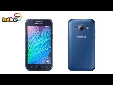 Обзор смартфона Samsung Galaxy J1