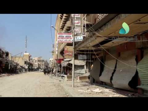 Daesh killed by US airstrike in the western city of Mosul part 1