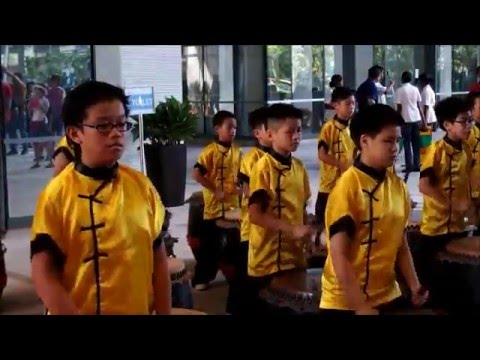 Chinese Drums