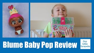 Blume Baby Pop Review - Unboxing and First Impressions New Blume Doll Product