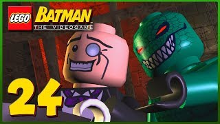 LEGO Batman - Let's Play (FR) | Episode 24 : UNE SECOUSSE AUDACIEUSE !