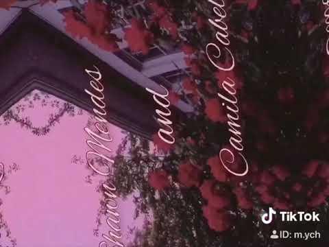 Collaboration ; SEÑORITA by Shawn Mendes & Camila Cabello (Full TikTok Cover)