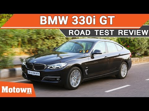 New BMW 330i GT road test review