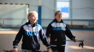 Видео мастер-класс «Обучение технике и методике скандинавской ходьбы»