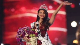 Latest Entertainment News - What was the answer that won Catriona Gray the Miss Universe title?
