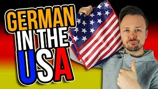 A GERMAN In The USA 🇺🇸🇩🇪 The America Diaries 🦅 Get Germanized