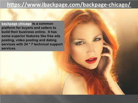 Backpage Chicago Best Site For Ad Posting